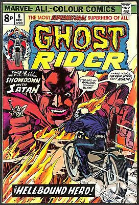Ghost Rider #9 FN-