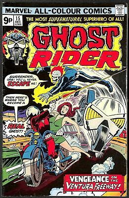 Ghost Rider #15 FN