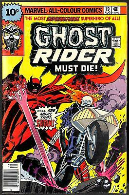 Ghost Rider #19 FN-