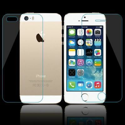 100% Geniune Tempered Glass Screen Protector For Apple Iphone 6+/7+ U.K.Seller