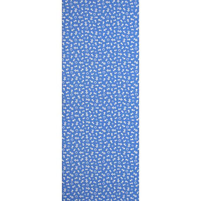 Japanese traditional towel TENUGUI KINGYO FISH BLUE NEW COTTON MADE IN JAPAN