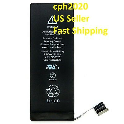 OEM Battery for iPhone 5S  1560mAh Li-ion Internal Replacement w/ Flex Cable