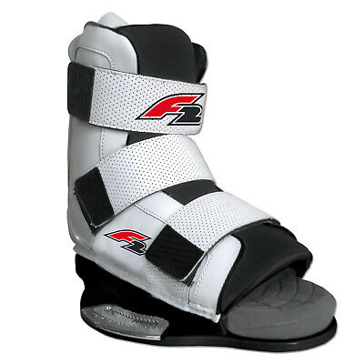 F2 Team ~ Wakeboard Bindung Size L = 43-47 Eu Wakeboard Binding