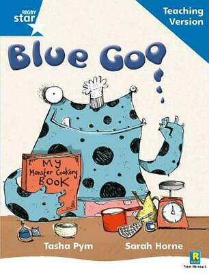 Rigby Star Phonic Guided Reading Blue Level: Blue Goo Teaching Version Paperback