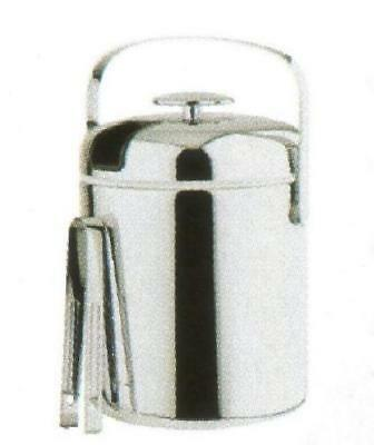 Paderno 41513–13 1.3 Litre Ice Bucket With Ice Tongs
