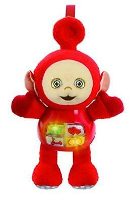 Teletubbies Jumping Po Jouet Rouge