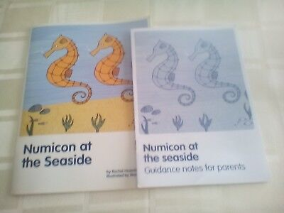Numicon Maths Booklet. New