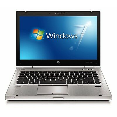 HP EliteBook 8460p Core i5 2.Generation-2520M 2.5GHz 4GB 320GB DVD+/-RW WEBCAM