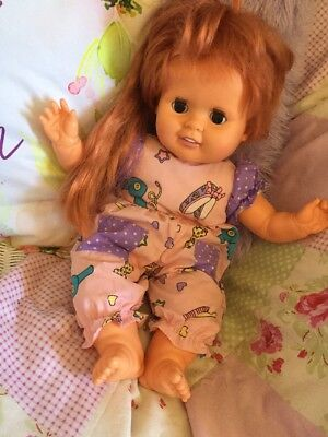Very Hard To Find :Soft Body Baby Crissy Doll