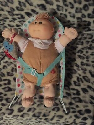 Displayed Only Vintage Cabbage Patch Preemie Doll