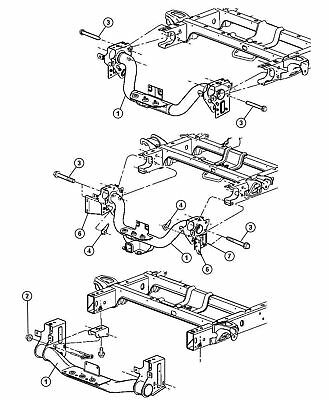5th Wheel Wiring Harness Oem