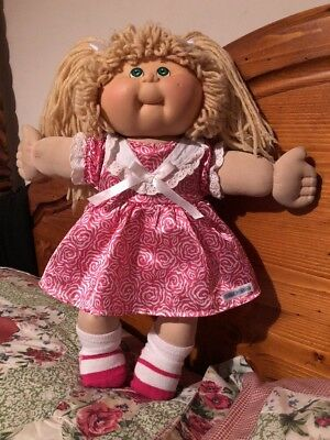 25th Anniversary Edition genuine Cabbage Patch Doll (2007 Play Along)