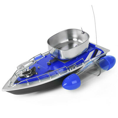 UK STOCK New Wireless Remote Control RC Fishing Bait Lure Boat Fish Finder Boat
