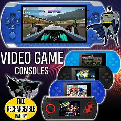 New Pvp Pxp 3 16 Bit Portable Handheld Video Game Console Retro Megadrive