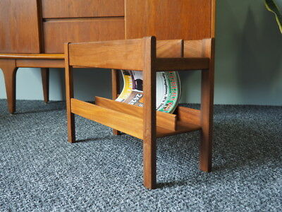 Mid Century Magazine Rack by Guy Rogers for Fyre Lady of Banbury UK DELIVERY
