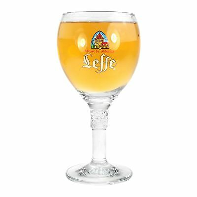 TUFF LUV Leffe Glass Original Glass / Glasses / Barware CE 33cl