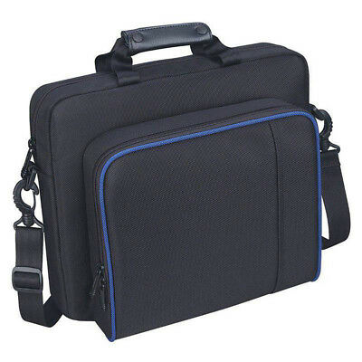 For PS4 Console Case Travel Protective Padded Carry Bag Shoulder Strap Storing