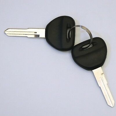 2PCS KEY,Blank,IGNITION,SWITCH,UTV,1000,700,500,HiSUN,MASSIMO,BENNCHE,Rural King