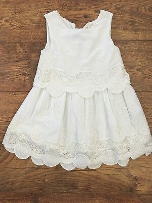 Beautiful Zara Girls Dress Age 6
