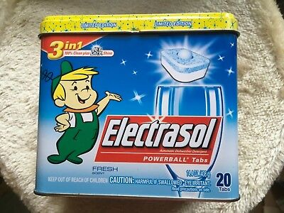 The Jetsons Collector's Tin Can Limited Edition 2007 Electrasol Elroy