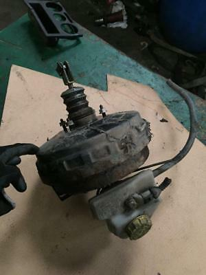 Vw T4 Transporter 2.5 Tdi 2002 Brake Servo And Master Cylinder 7D2612101C