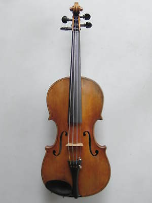 Very Old 1864 Enricus Ceruti labeled Violin  **  Powerful Tone  **  Large Photos