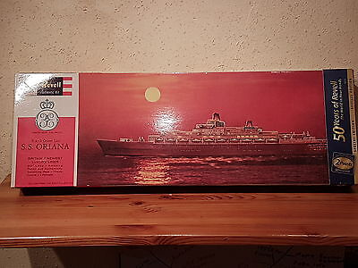 50 Jahre Revell S.S. Oriana Revell Authentic Kit 88125