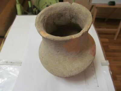 Very rare clay pot Trypillian Culture4-3 millennia BC № 366/3.
