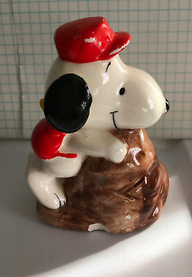 "Vintage ""Snoopy"" large fig. Mountain Climber ""Schultz"" 1972/3"