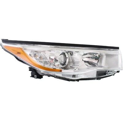 New Right Head Light Assembly For 2014-2016 Toyota Highlander To2503221C Capa