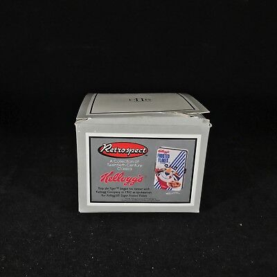 Midwest of Cannon Falls Hinged Box Kellogg's Frosted Flakes with Spoon PHB
