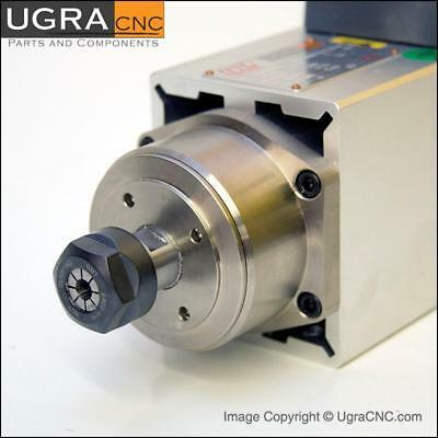 GMT Spindle Motor Air Cooled 2.2 kW (3HP) 24000 RPM ER20 for CNC Router Mill