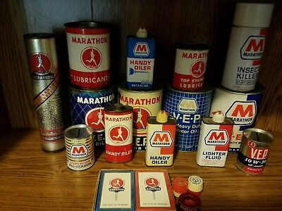 18  Marathon Oil collectables