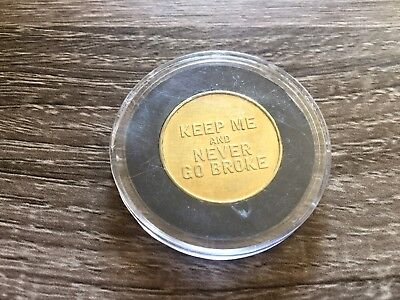 Wynn Hotel and Casino Las Vegas Coin/Token. Rare and it's a collectible item.