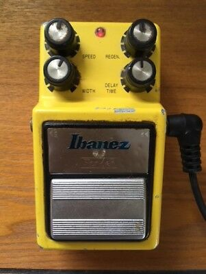 Early 80's Era Ibanez FL9 Flanger