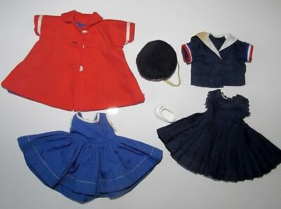 VINTAGE WENDY Clothes   TAGGED  ALEXANDER-KINS  by Madame Alexander 1950s