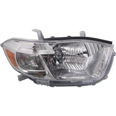 New Right  Head Lamp Assembly For 2010 Toyota Highlander To2503201C Capa