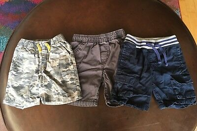 Boy lot of three shorts Old Navy Childrens Place Circo 3T