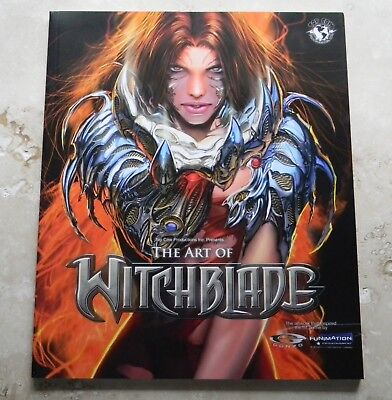 The Art of Witchblade TPB (2008, Image) NM UNREAD Michael Turner SILVESTRI Cho