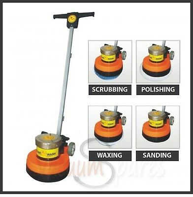 Polystar Orbital Floor Polisher & Cleaner. Strip, Wax, Buff, Polish & Refinish