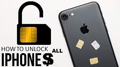 IPHONE UNLOCK CHIP FOR USA ONLY SPRINT BOOST ATT TMOBILE IPHONE 6s TO 11 PRO MAX