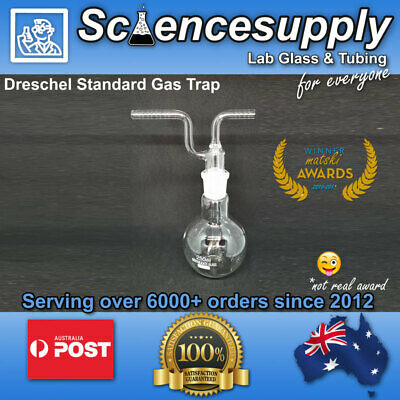 Drechsel Bottle Gas trap 250ml - standard