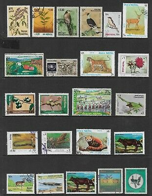 NEPAL mixed collection No.6, mint & used