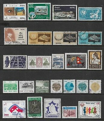 NEPAL mixed collection No.9, mint & used