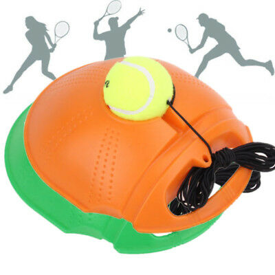 Training Tool Base Board Tennis Ball Sports Self-Study Rebound Sparring Device