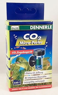Dennerle Co2 Micro Flipper 40-80 L Good Taste Animalerie Sols, Substrats