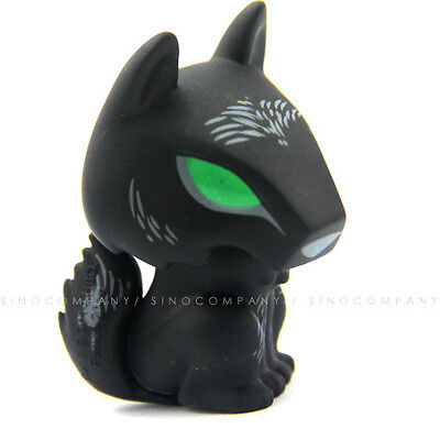 Mini Funko Shaggydog Dire Wolf Game of Thrones Pop Vinyl Black Figure Green Eyes