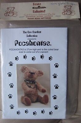 The Bev Bartlett Collection Pocahontas Bear Pattern