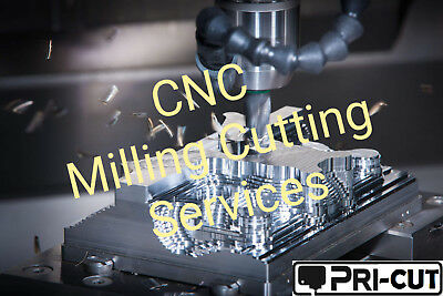 CNC Milling Cutting Routing Prototyping Service | Plastic Wood Aluminium