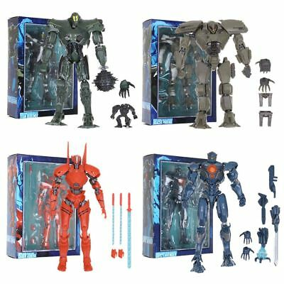 """NECA Pacific Rim Series 7"""" Robot Raijin Action Figure Collection Toy New in Box"""